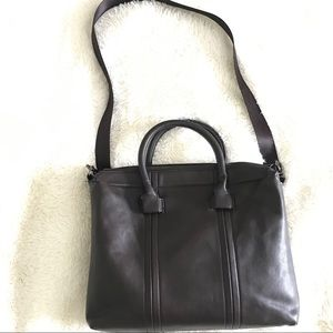 Zara Brown Messenger Bag